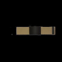 Cinturon Tan hebilla negra  33882-TAN