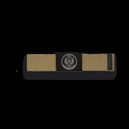Cinturon TAN hebilla negra E. Tierra  33882TGR4013