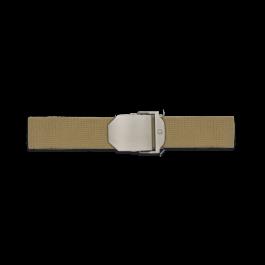Cinturon Tan hebilla metalica  33883-TAN