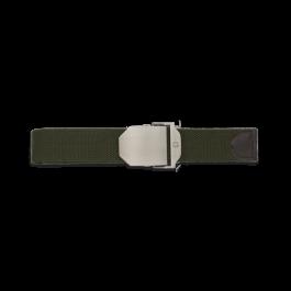 cinturon Verde hebilla metalica  33883-VE