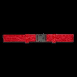 Cinturón Albainox Rojo. Seguridad. 5x138cm 34429