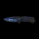 Navaja Albainox Azul FOS. Hoja: 9cm  18244-A