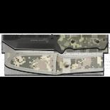 Cuchillo Albainox tácticaL.  HOJA:13. 9 31854