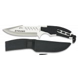 cuchillo Albainox con funda nylon. 14. 5cm 32086