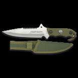 cuchillo Albainox HORIZON.  Satin.  h:18 32104