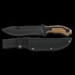 cuchillo Albainox coyote.  Hoja: 19. 5 32113