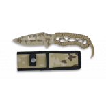 Cuchillo ALBAINOX APALACHEE. Hoja: 8.3 32251
