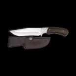cuchillo caza albainox stamina. h: 14 cm  32274