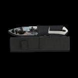Cuchillo Albainox 3D Army. hoja:9.8 cm 32288