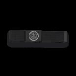Cinturon negro hebilla negra Legionarios  33882NGR4008