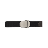 Cinturon Negro hebilla metalica  33883-NE