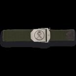 Cinturon verde hebilla metalica G. Civil  33883VGR4010