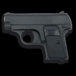 Pistola de airsoft GOLDEN EAGLE. Negra. Sistema de Muelle. Energia de 0,25 julios 35500