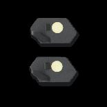 Reposaflechas diestro ( 2 uds ) 37114