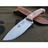 Cuchillo Cudeman BUSHCRAFT 148B MICARTA BLANCA