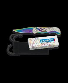 Navaja Rainbow Alas  Hoja:6.8 cm  18180