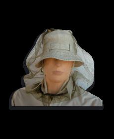 Mosquitera de cabeza.  Color: VERDE 33666