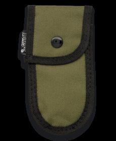 Funda DINGO Acolchada. Verde.  13x6. 5 cm 34002
