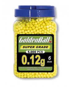 Tarro GOLDENBALL 5000 bolas 0.12 g 35036