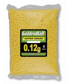 Bolsa GOLDENBALL 2500 bolas 0.12 g 35098