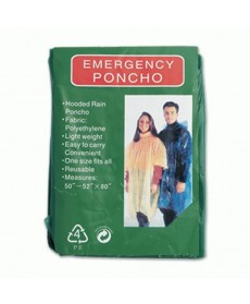 PONCHO DE EMERGENCIA 40912