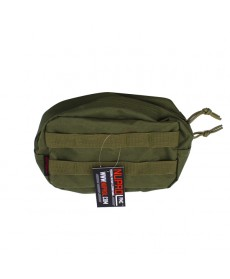 POUCH MEDICAL MOLLE NUPROL PMC VERDE WE6429