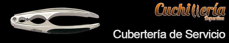 Cubertería de Servicio