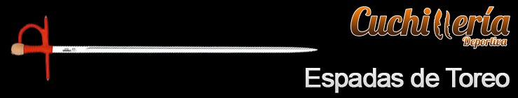 Espadas de Toreo