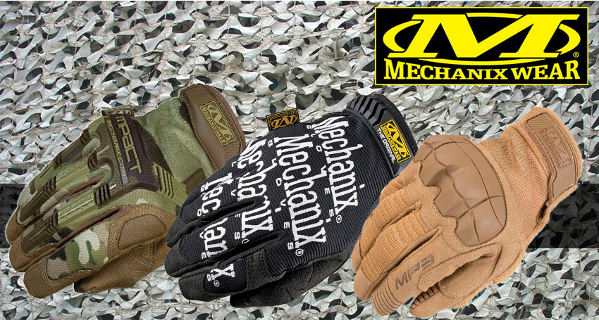 Guantes Mechanix